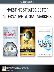 Foto Cover di Investing Strategies for Alternative Global Markets (Collection), Ebook inglese di AA.VV edito da Pearson Education