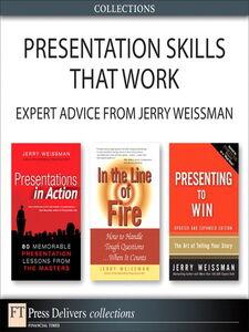 Foto Cover di Presentation Skills That Work, Ebook inglese di Jerry Weissman, edito da Pearson Education