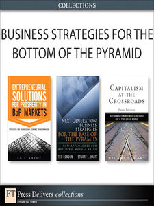 Foto Cover di Business Strategies for the Bottom of the Pyramid (Collection), Ebook inglese di AA.VV edito da Pearson Education