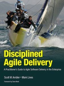 Ebook in inglese Disciplined Agile Delivery Ambler, Scott W. , Lines, Mark