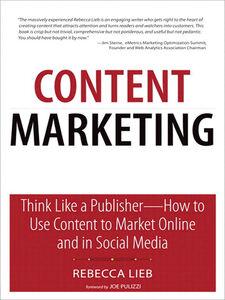 Ebook in inglese Content Marketing Lieb, Rebecca