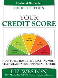 Ebook in inglese Your Credit Score Weston, Liz