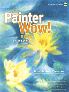 Ebook in inglese The Painter Wow! Book Threinen-Pendarvis, Cher