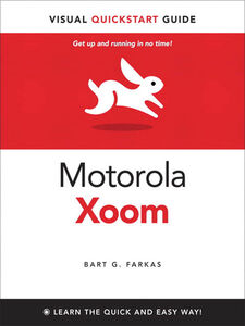 Ebook in inglese The Motorola Xoom Farkas, Bart G.