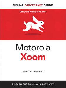 Ebook in inglese The Motorola Xoom Farkas, Bart G.