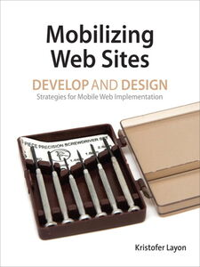 Ebook in inglese Mobilizing Web Sites Layon, Kristofer