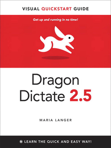 Ebook in inglese Dragon Dictate 2.5 Langer, Maria
