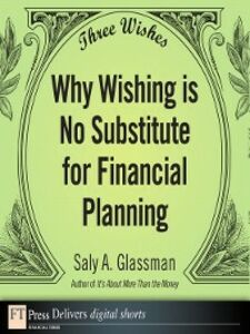 Ebook in inglese Three Wishes Glassman, Saly A.