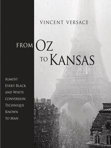 Ebook in inglese From Oz to Kansas Versace, Vincent