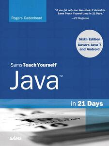 Foto Cover di Sams Teach Yourself Java in 21 Days, Ebook inglese di Rogers Cadenhead, edito da Pearson Education
