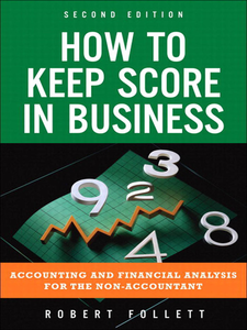 Ebook in inglese How to Keep Score in Business Follett, Robert