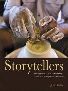 Ebook in inglese Storytellers Foster, Jerod