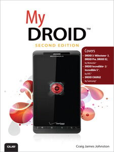 Ebook in inglese My DROID Johnston, Craig James