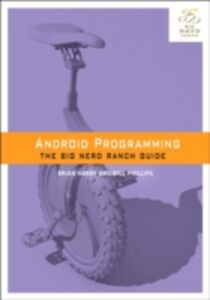 Foto Cover di Android Programming, Ebook inglese di Brian Hardy,Bill Phillips, edito da Pearson Education