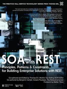 Foto Cover di SOA with REST, Ebook inglese di AA.VV edito da Pearson Education