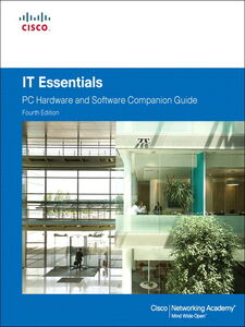 Ebook in inglese IT Essentials Cisco Networking Academy