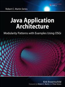 Ebook in inglese Java Application Architecture Knoernschild, Kirk