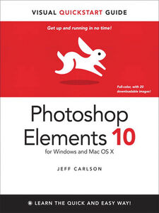 Ebook in inglese Photoshop Elements 10 for Windows and Mac OS X Carlson, Jeff