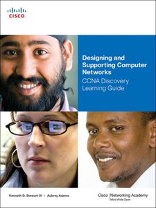 Ebook in inglese Designing and Supporting Computer Networks, CCNA Discovery Learning Guide Adams, Aubrey , Lorenz, Jim , Reid, Allan , Stewart, Kenneth