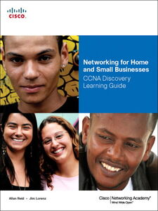 Foto Cover di Networking for Home and Small Businesses, CCNA Discovery Learning Guide, Ebook inglese di Jim Lorenz,Allan Reid, edito da Pearson Education