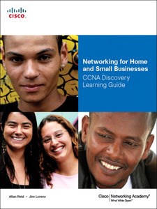 Ebook in inglese Networking for Home and Small Businesses, CCNA Discovery Learning Guide Lorenz, Jim , Reid, Allan