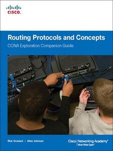 Foto Cover di Routing Protocols and Concepts, CCNA Exploration Companion Guide, Ebook inglese di Rick Graziani,Allan Johnson, edito da Pearson Education