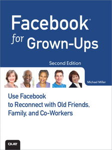 Ebook in inglese Facebook for Grown-Ups Miller, Michael