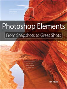 Ebook in inglese Photoshop Elements Revell, Jeff