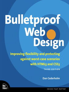 Ebook in inglese Bulletproof Web Design Cederholm, Dan