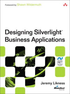 Ebook in inglese Designing Silverlight Business Applications Likness, Jeremy