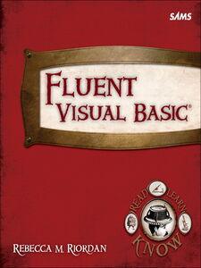 Foto Cover di Fluent Visual Basic, Ebook inglese di Rebecca M. Riordan, edito da Pearson Education
