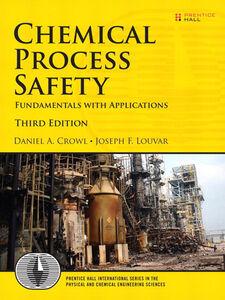 Foto Cover di Chemical Process Safety, Ebook inglese di Daniel A. Crowl,Joseph F. Louvar, edito da Pearson Education