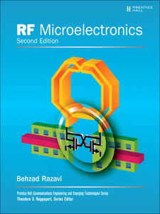 Foto Cover di RF Microelectronics, Ebook inglese di Behzad Razavi, edito da Pearson Education