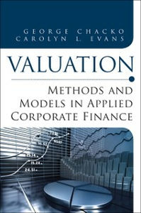 Ebook in inglese Valuation Chacko, George , Evans, Carolyn L.