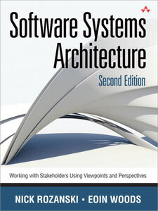 Ebook in inglese Software Systems Architecture Rozanski, Nick , Woods, Eóin