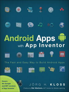 Ebook in inglese Android Apps with App Inventor Kloss, Jörg H.