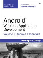 Android Wireless Application Development, Volume I