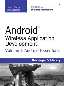 Ebook in inglese Android Wireless Application Development, Volume I Conder, Shane , Darcey, Lauren