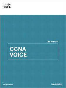 Ebook in inglese CCNA Voice Lab Manual Sieling, Brent