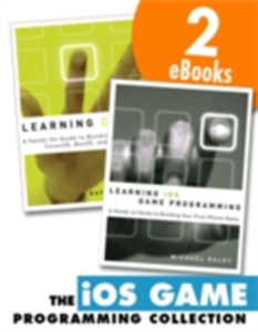 Ebook in inglese iOS Game Programming Collection (Collection) Daley, Michael , Strougo, Rod , Wenderlich, Ray