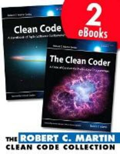 Ebook in inglese Robert C. Martin Clean Code Collection (Collection) Martin, Robert C.