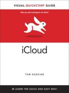 Ebook in inglese iCloud Negrino, Tom
