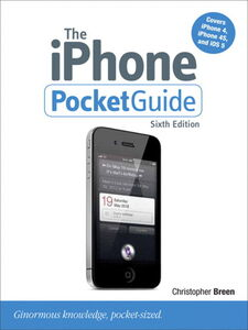 Foto Cover di The iPhone Pocket Guide, Ebook inglese di Christopher Breen, edito da Pearson Education