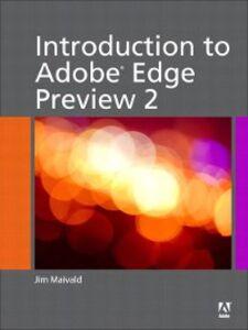 Ebook in inglese Adobe Edge Preview 2 Maivald, Jim