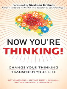 Ebook in inglese Now You're Thinking Chartrand, Judy , Emery, Stewart , Hall, Russ , Ishikawa, Heather