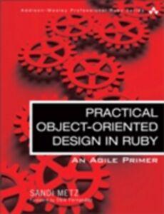 Foto Cover di Practical Object-Oriented Design in Ruby, Ebook inglese di Sandi Metz, edito da Pearson Education