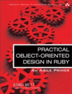 Ebook in inglese Practical Object-Oriented Design in Ruby Metz, Sandi