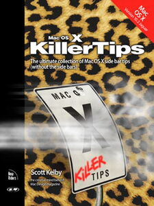 Ebook in inglese Mac OS X v. 10.2 Jaguar Killer Tips Kelby, Scott
