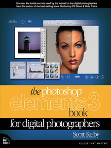 Ebook in inglese The Photoshop Elements 3 Book for Digital Photographers Kelby, Scott