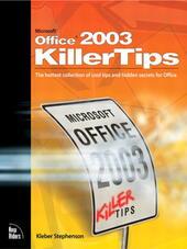 Microsoft Office 2003 Killer Tips